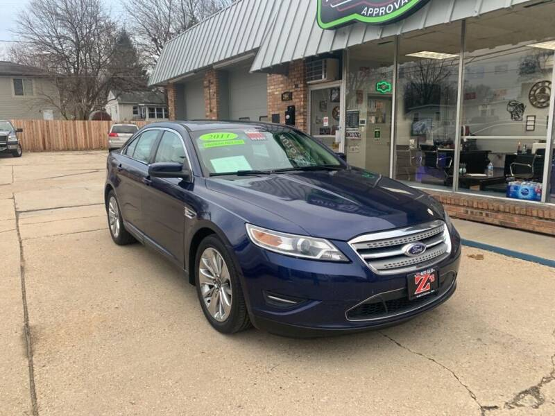 2011 Ford Taurus for sale at LOT 51 AUTO SALES in Madison WI