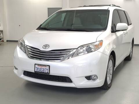 2011 Toyota Sienna for sale at Mag Motor Company in Walnut Creek CA