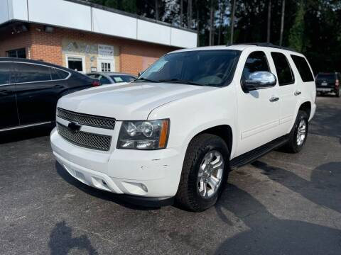 2013 Chevrolet Tahoe for sale at Magic Motors Inc. in Snellville GA