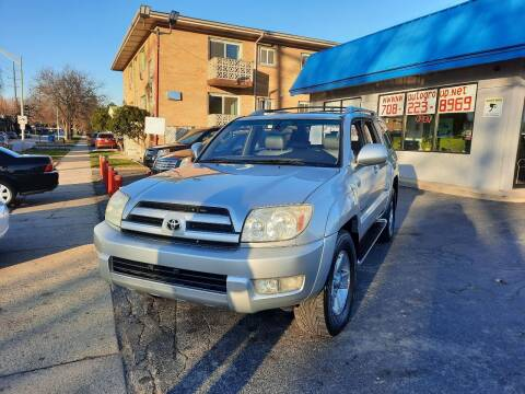 2003 Toyota 4Runner for sale at Nationwide Auto Group in Melrose Park IL