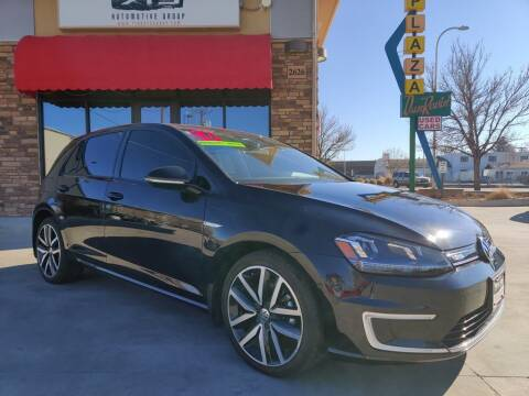 2016 Volkswagen e-Golf for sale at 719 Automotive Group in Colorado Springs CO