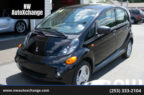 2016 Mitsubishi i-MiEV for sale at NW AutoXchange in Auburn WA