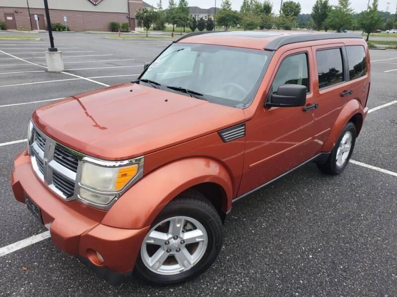 2007 Dodge Nitro for sale at TM AUTO WHOLESALERS LLC in Chesapeake VA