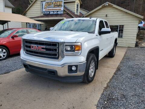 2015 GMC Sierra 1500 for sale at Auto Town Used Cars in Morgantown WV