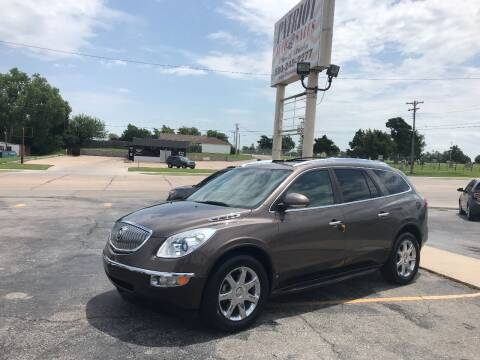 2008 Buick Enclave for sale at Patriot Auto Sales in Lawton OK