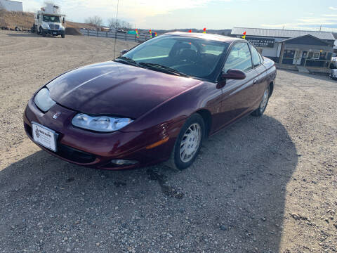2002 Saturn S-Series for sale at TRUCK & AUTO SALVAGE in Valley City ND