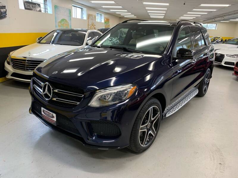2018 Mercedes-Benz GLE for sale at Newton Automotive and Sales in Newton MA