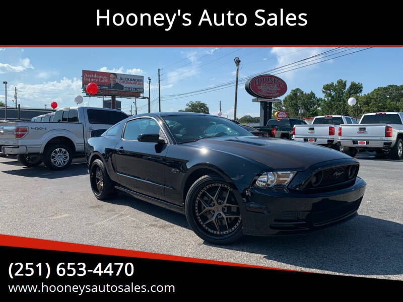 2013 Ford Mustang for sale at Hooney's Auto Sales in Theodore AL