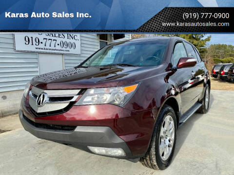 2009 Acura MDX for sale at Karas Auto Sales Inc. in Sanford NC