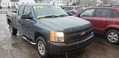 2007 Chevrolet Silverado 1500 for sale at TC Auto Repair and Sales Inc in Abington MA