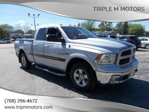 2013 RAM Ram Pickup 1500 for sale at Triple M Motors in Saint John IN