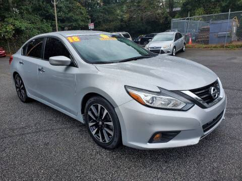 2018 Nissan Altima for sale at Import Plus Auto Sales in Norcross GA