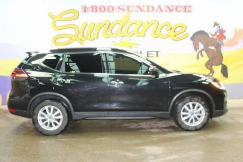 2019 Nissan Rogue for sale at Sundance Chevrolet in Grand Ledge MI