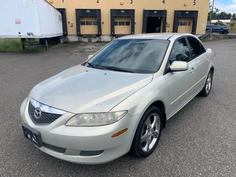 2005 Mazda MAZDA6 for sale at South Tacoma Motors Inc in Tacoma WA