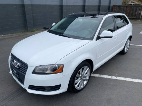 2009 Audi A3 for sale at APX Auto Brokers in Lynnwood WA