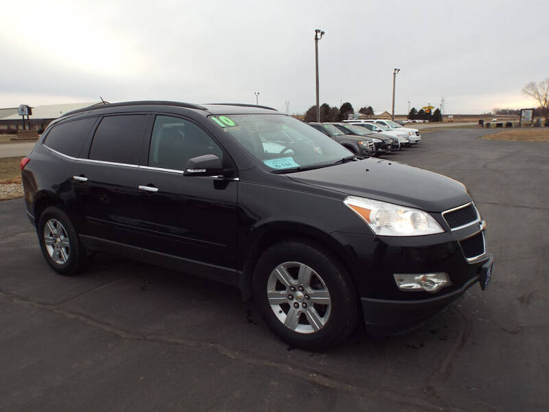 2010 Chevrolet Traverse for sale at G & K Supreme in Canton SD