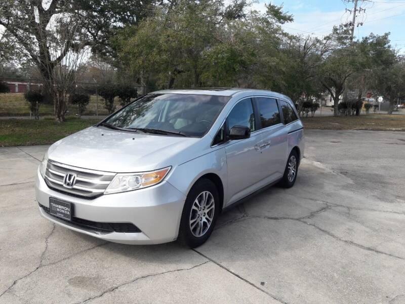 2011 Honda Odyssey for sale at Car Shop of Mobile in Mobile AL