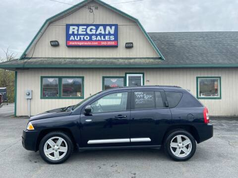 2010 Jeep Compass for sale at Mark Regan Auto Sales in Oswego NY