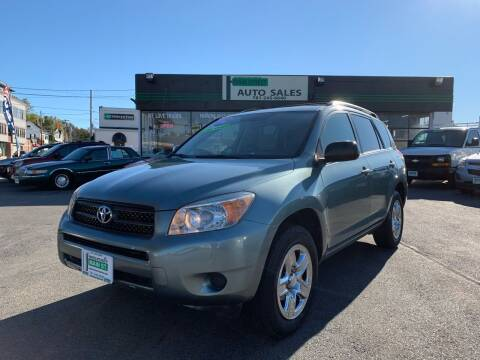 2006 Toyota RAV4 for sale at Wakefield Auto Sales of Main Street Inc. in Wakefield MA