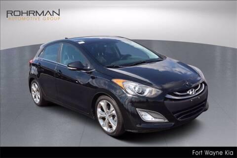 2013 Hyundai Elantra GT for sale at BOB ROHRMAN FORT WAYNE TOYOTA in Fort Wayne IN
