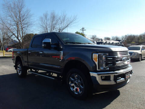 2017 Ford F-250 Super Duty for sale at TAPP MOTORS INC in Owensboro KY
