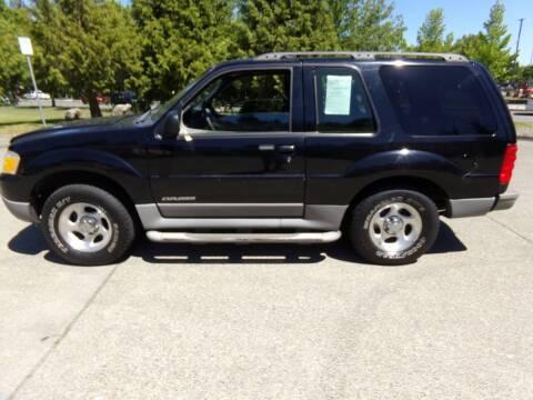 2001 Ford Explorer Sport for sale at Signature Auto Sales in Bremerton WA