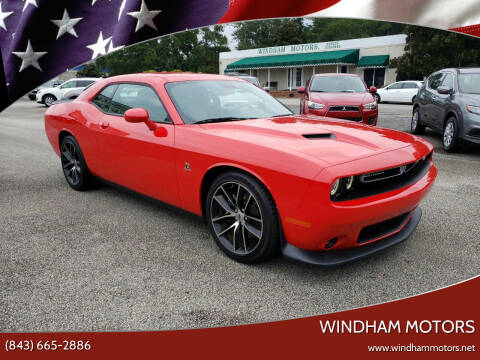 2017 Dodge Challenger for sale at Windham Motors in Florence SC