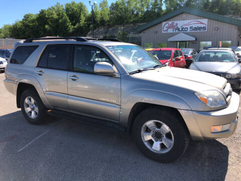 2005 Toyota 4Runner for sale at Gilly's Auto Sales in Rochester MN