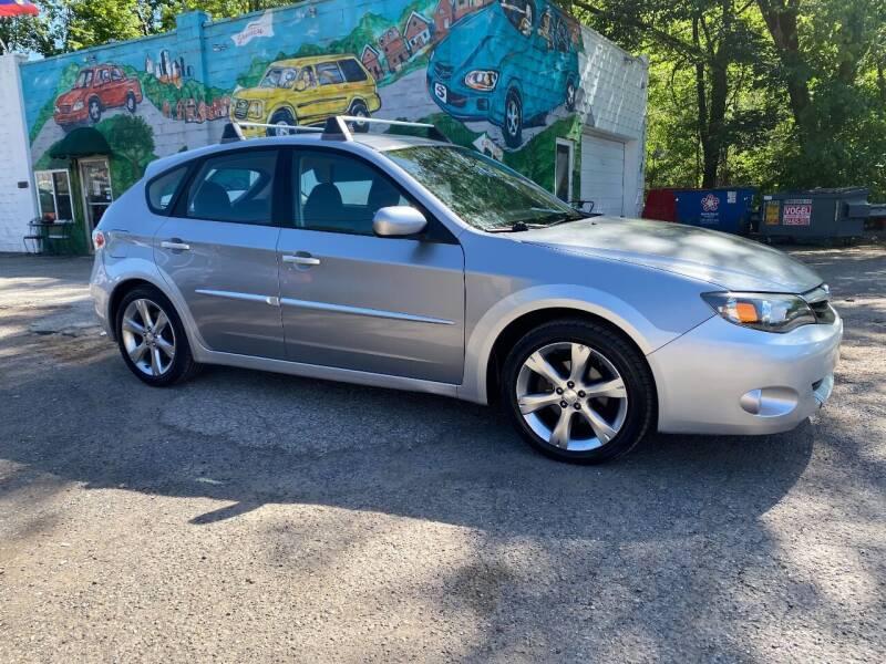 2011 Subaru Impreza for sale at Showcase Motors in Pittsburgh PA