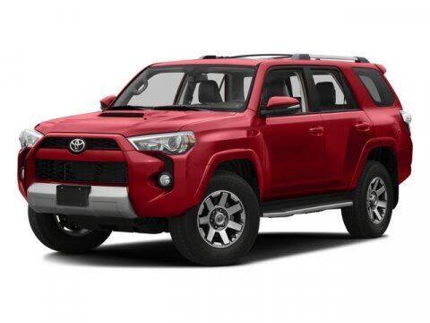 2016 Toyota 4Runner for sale at Auto Finance of Raleigh in Raleigh NC