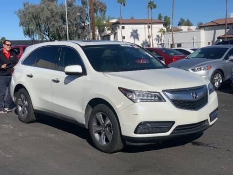 2015 Acura MDX for sale at Brown & Brown Wholesale in Mesa AZ