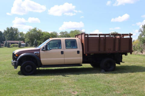 2009 Ford F-450 Super Duty for sale at Signature Truck Center in Crystal Lake IL