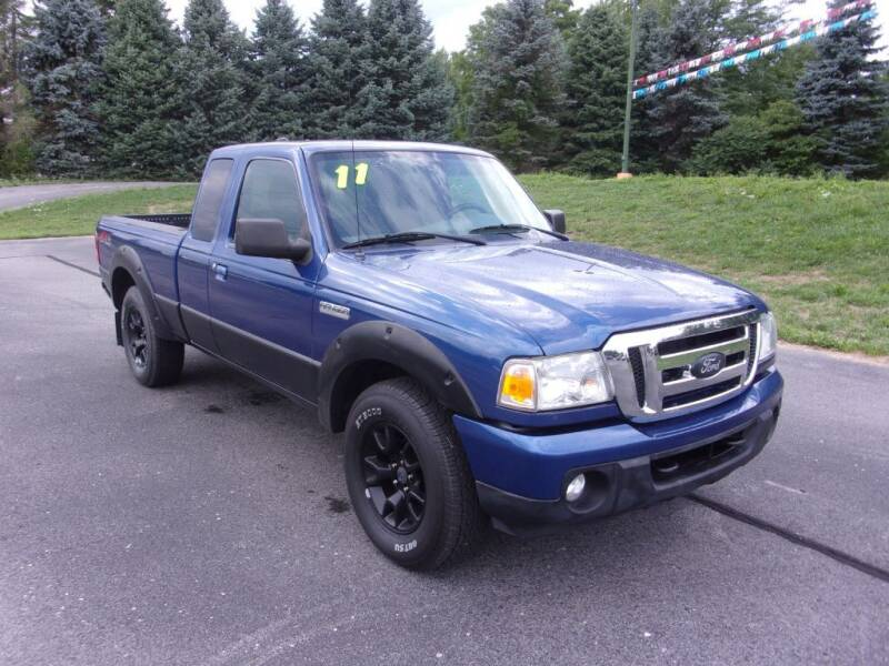 2011 Ford Ranger for sale at Birmingham Automotive in Birmingham OH