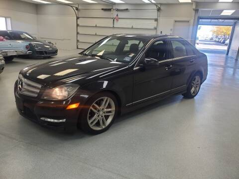 2013 Mercedes-Benz C-Class for sale at Towne Auto Sales in Kearny NJ