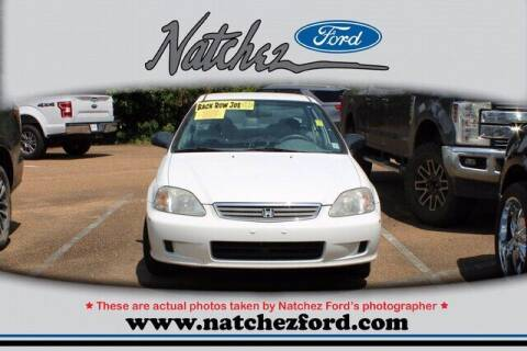 1999 Honda Civic for sale at Auto Group South - Natchez Ford Lincoln in Natchez MS
