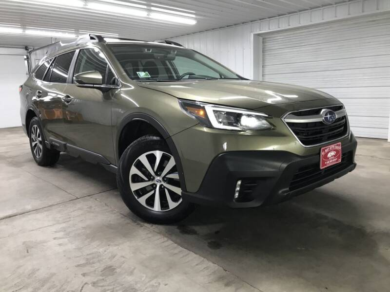 2020 Subaru Outback for sale at Hi-Way Auto Sales in Pease MN