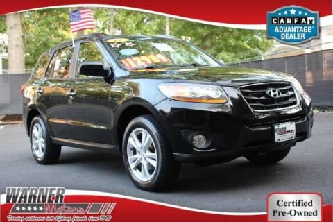 2011 Hyundai Santa Fe for sale at Warner Motors in East Orange NJ