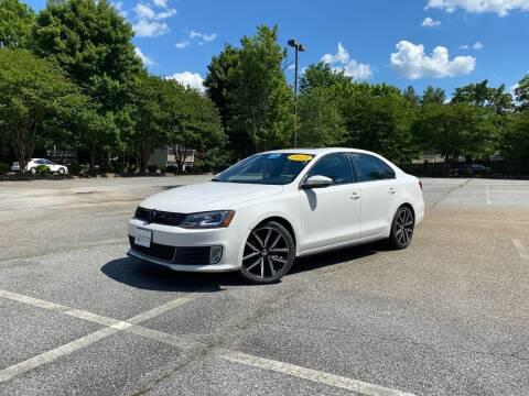 2013 Volkswagen Jetta for sale at Uniworld Auto Sales LLC. in Greensboro NC