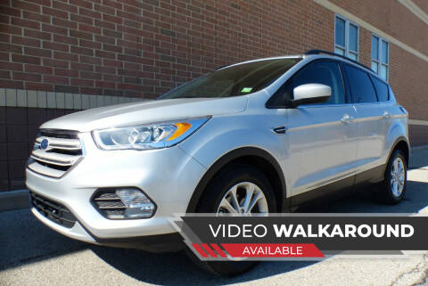 2018 Ford Escape for sale at Macomb Automotive Group in New Haven MI