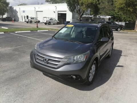 2014 Honda CR-V for sale at Best Price Car Dealer in Hallandale Beach FL