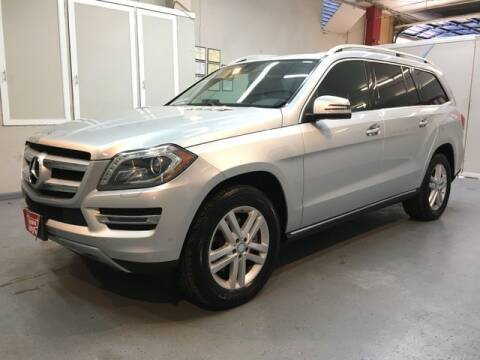 2016 Mercedes-Benz GL-Class for sale at LUNA CAR CENTER in San Antonio TX
