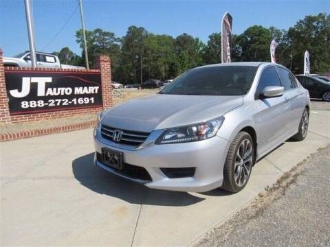 2015 Honda Accord for sale at J T Auto Group in Sanford NC