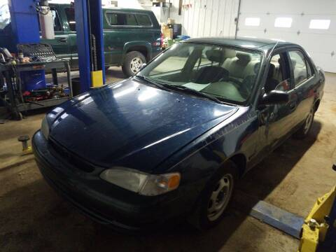 2000 Toyota Corolla for sale at Craig Auto Sales in Omro WI