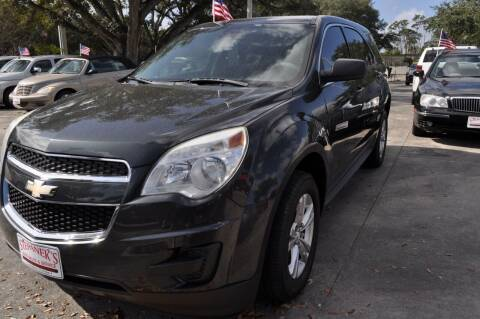 2013 Chevrolet Equinox for sale at STEPANEK'S AUTO SALES & SERVICE INC. in Vero Beach FL
