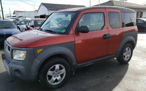 2004 Honda Element for sale at Rayyan Auto Mall in Lexington KY