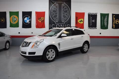 2016 Cadillac SRX for sale at Iconic Auto Exchange in Concord NC