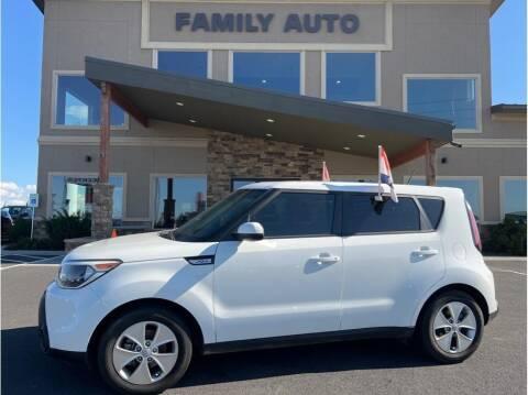 2016 Kia Soul for sale at Moses Lake Family Auto Center in Moses Lake WA