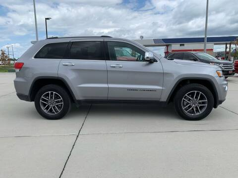 2019 Jeep Grand Cherokee for sale at Sportline Auto Center in Columbus NE