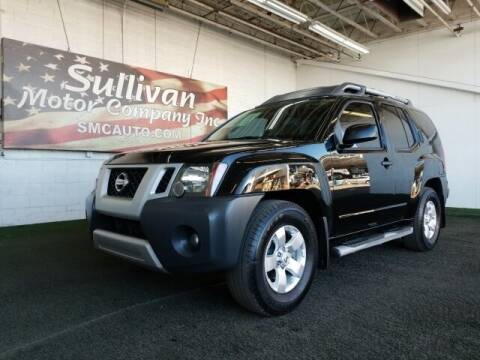 2010 Nissan Xterra for sale at SULLIVAN MOTOR COMPANY INC. in Mesa AZ
