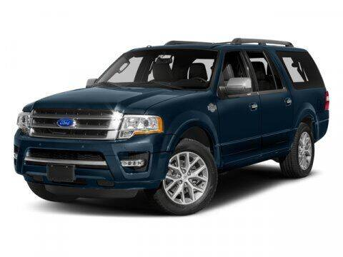2017 Ford Expedition EL for sale at Auto Finance of Raleigh in Raleigh NC